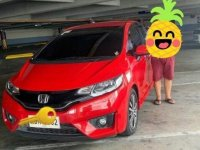 Red Honda Jazz for sale in Pasig