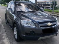 Sell Grey Chevrolet Captiva in Manila