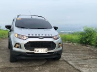 Sell Silver Ford Ecosport in Manila