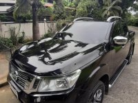 Black Nissan Navara for sale in Quezon City