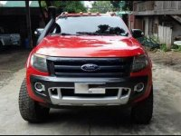 Red Ford Ranger for sale in Manila