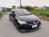 Selling Black Honda Civic 1.8 in Manila