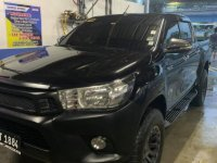 Black Toyota Hilux for sale in Manila
