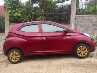 Selling Purple Hyundai Eon in Baguio