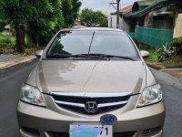 Beige Honda City for sale in Manila