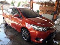 Selling Orange Toyota Vios in Manila