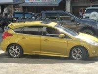 Selling Yellow Ford Focus in San Jose