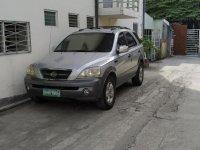 Silver Kia Sorento for sale in Pasig City
