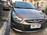 Selling Grey Hyundai Accent 2012 in Guiguinto