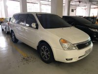 Sell White Kia Carnival in Manila