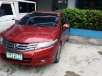 Red Honda City for sale in  Valenzuela