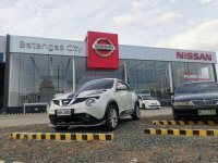 White Nissan Juke for sale in Bacoor