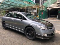 Grey Honda Civic for sale in Taguig City