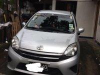 Sell Silver Toyota Wigo in Quezon City