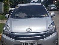 Silver Toyota Wigo for sale in Manila