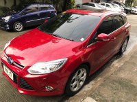 Red Ford Focus for sale in Lucena