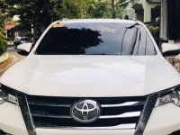 White Toyota Fortuner for sale in Pasig City