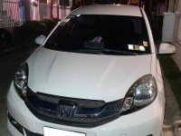 White Honda Mobilio 1.5 RS Basic MPV i-VTEC (A) in Santa Rosa City