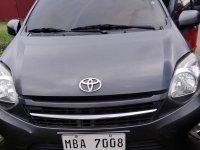 Selling Black Toyota Wigo in Antipolo