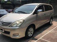 Silver Toyota Innova for sale in Marikina City