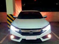 Pearl White Honda Civic for sale in Manila