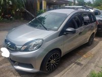Silver Honda Mobilio for sale in Calamba