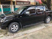 Selling Black Nissan Navara in Manila