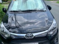 Sell Black Toyota Wigo in Quezon City