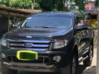 Black Ford Ranger 2015 Truck for sale in Manila