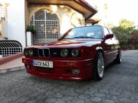 Red Bmw 325I for sale in Manila