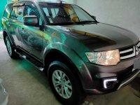 Silver Mitsubishi Montero for sale in Manila