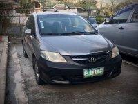 Selling Grey Honda City in Manila