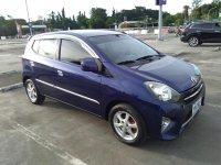 Blue Toyota Wigo for sale in Lipa