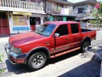 Red Ford Ranger 2005 Pickup Manual for sale in Manila