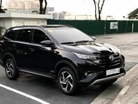 Black Toyota Rush 1.5 X (A) 2007 for sale in Makati City