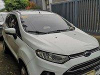 Sell White 2016 Ford Ecosport 1.5 Trend Auto in Manila