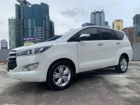 Selling Pearl White Toyota Innova 2018 in Pasig