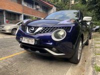 Blue Nissan Juke 1.6 (A) 2017 for sale in Del Monte