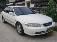 Sell White 2002 Honda Accord in Malinta