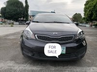 Grey Kia Rio 2014 for sale in Laguna