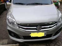 Silver Suzuki Ertiga 2017 for sale in Rizal