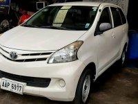 White Toyota Avanza 2007 for sale in Manila
