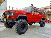 Sell Red Nissan Patrol in Taytay
