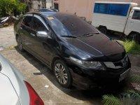 Black Honda City 2013 for sale in Quezon City