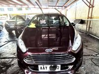 Selling Red Ford Fiesta 1.0 Ecoboost Titanium 2014 in Manila