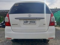 Selling White Toyota Innova 2016 in Santiago