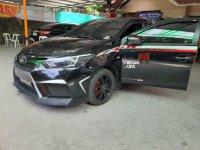 Selling Black Toyota Vios 2013 in Parañaque