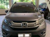 Grey Honda BR-V 2017 for sale in Biñan