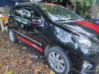 Selling Black Toyota Wigo 2014 in Cabuyao