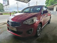 Red Mitsubishi Mirage G4 2017 for sale in Padre Garcia